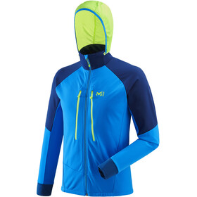 Millet Pierra Ment' II Jacket Men Electric Blue/Poseidon